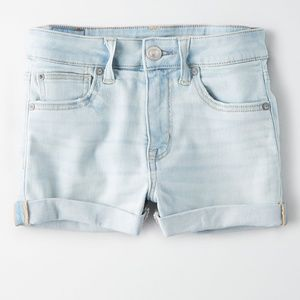 American Eagle High-Rise Stretch Shorts